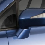 2009 Honda Civic Hybrid - Exterior Mirror View