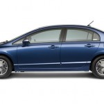 2009 Honda Civic Hybrid - Exterior Side View