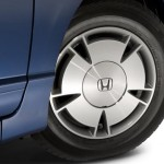 2009 Honda Civic Hybrid - Exterior Wheel View