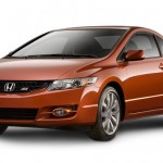 2009 Honda Civic Si - Front Quarter View