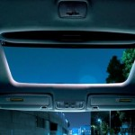 2009 Honda Civic Si - Interior Moonroof
