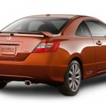 2009 Honda Civic Si - Rear right quarter view